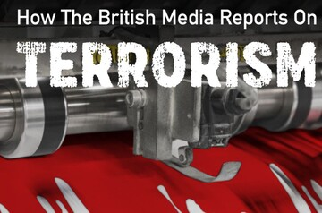 UK media disproportionate focus on Islam when reporting terror