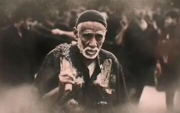 فیلم | مداحی قدیمی با نوای مرحوم محمدباقر حاجابوالحسنمعمار(مرشد باقر)