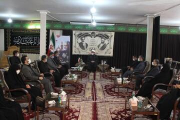 برگزاری مراسم با شکوه و منسجم عزاداری در همدان