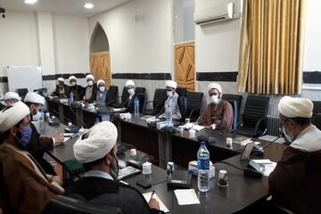 تصاویر/ نشست مدیران مدارس علمیه استان کرمانشاه