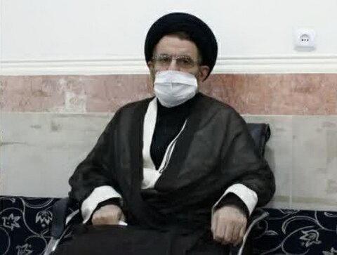حجت الاسلام والمسلمین سیداحمدرضا شاهرخی