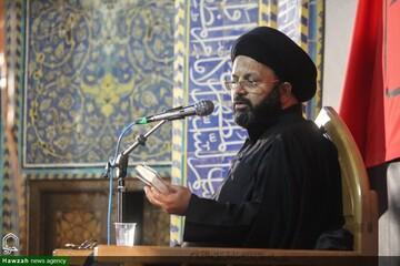 درس مهم نهضت عاشورا آموزش صبر، استقامت و امید به شیعیان است