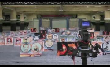 فیلم | دکور حسینیه امام خمینی(ره) در محرم ۹۹