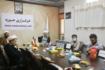 تصاویر/ دومین گعده فقه سیاسی در خبرگزاری حوزه