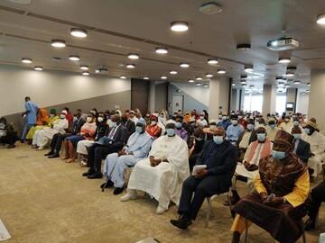 برگزاری همایش سالانه هماندیشی ادیان در ساحلعاج