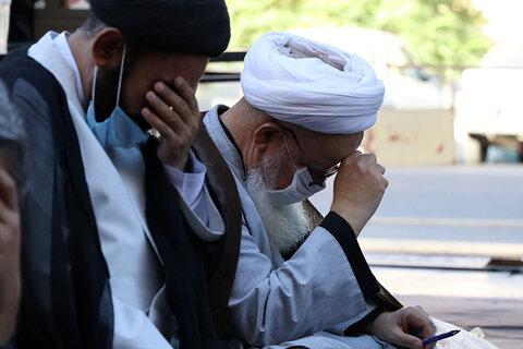 بالصور/ إقامة مجالس العزاء الحسيني في العشرة الأولى من محرم في مختلف أرجاء إيران (1)