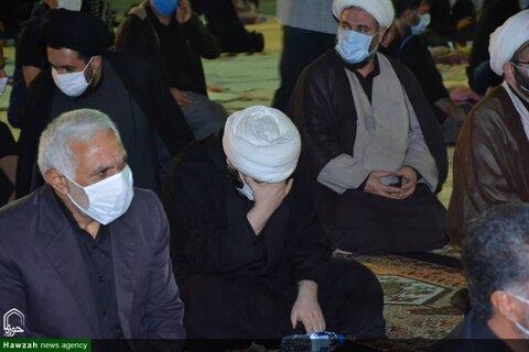 بالصور/ إقامة مجالس العزاء الحسيني في العشرة الأولى من محرم في مختلف أرجاء إيران (2)