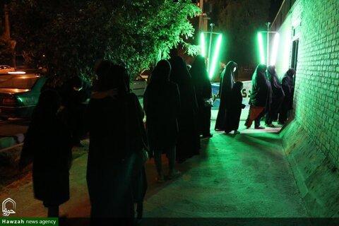 بالصور/ إقامة مجالس العزاء الحسيني في مختلف أرجاء إيران (3)