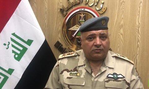 تحسین الخفاجی سخنگوی فرماندهی عملیات مشترک عراق
