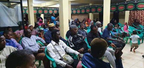 عزای امام حسین علیه السلام در سیرالئون
