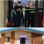 خانه بهداشت ونارچ قم افتتاح شد