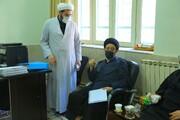 تقدیر ویژه امام جمعه تبریز از برگزارکنندگان امتحانات مجازی مدرسه امیرالمؤمنین(ع)