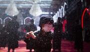 تصاویر/ نمایی از عزاداری کودکان در کربلای حسینی