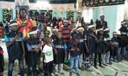 عزاداری هفتمین شب محرم در کشور سنگال برگزار شد + تصاویر