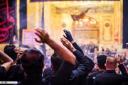 فیلم   مراسم هروله عزاداران حسینی در کربلای معلی