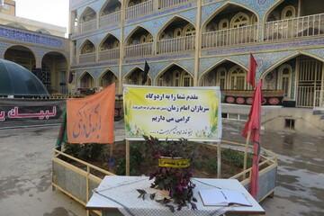 تصاویر/ حضور داوطلبان ورود به حوزه در مدرسه علمیه حضرت ولی عصر(عج) کنگاور