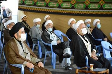 تصاویر/ مراسم عزاداری در دفتر امام جمعه ارومیه
