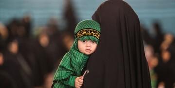 صلاح و فساد جامعه از صلاح و فساد زنان سرچشمه میگیرد/ اهمیت تربیت مادری شخصیتهای حاضر در عاشورا