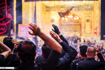 فیلم | مراسم هروله عزاداران حسینی در کربلای معلی