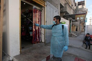 ICRC: Gazans face 'double crisis', need international support