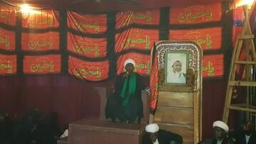برگزاری عزای حسینی در ۳۰۰ شهر نیجریه به یاد شیخ زکزاکی +اسامی شهرها