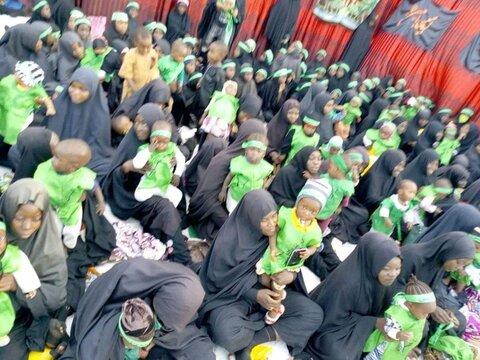 شیرخوارگان حسینی در ایالت کاتسینا نیجریه