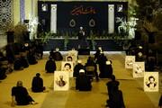 تصاویر/ مراسم عزاداری اباعبدالله الحسین(ع) در مدرسه علمیه معصومیه