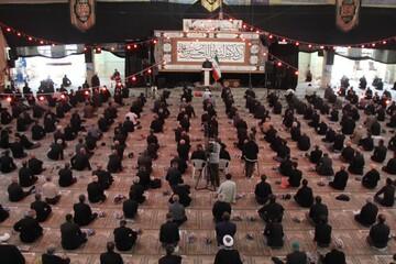 کرونا نماز جمعه همدان را تعطیل کرد