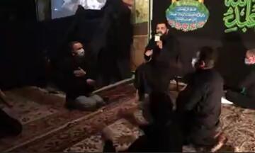فیلم   عزاداری امام حسین(ع) در تگزاس آمریکا