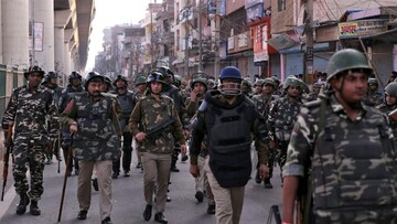 India's police force 'complicit' in February's anti-Muslim riots in Delhi