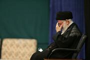 بالصور/ مجلس عزاء الإمام الحسين (عليه السلام) في ليلة تاسوعاء بحضور الإمام الخامنئي