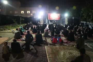 تصاویر/ نشست بصیرتی در مدرسه علمیه قروه با حضور امام جمعه شهرستان