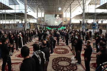 تصاویر/ مراسم عزاداری تاسوعای حسینی به میزبانی نماینده ولی فقیه در فارس