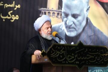 خدمات مدیران کشور تجلی الگوی اسلام از جامعه سازی و مدیریت است