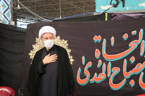 تصاویر  مراسم عزاداری تاسوعای حسینی به میزبانی نماینده ولی فقیه در فارس برگزار شد