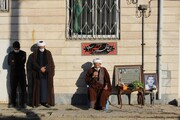 تصاویر/  اجرای هر محله یک حسینیه در ارومیه به همت طلاب و روحانیون