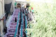 تصاویر / اقامه نماز ظهر عاشورا در مسجد جامع همدان