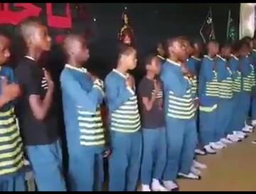 فیلم/ عزاداری روز تاسوعا در تانزانیا