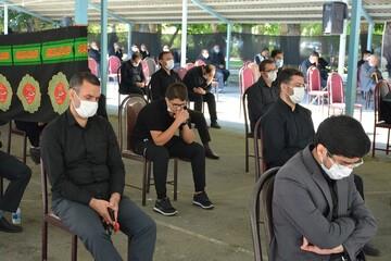 تصاویر/ عزاداری امام حسین (ع) در دانشگاه ارومیه