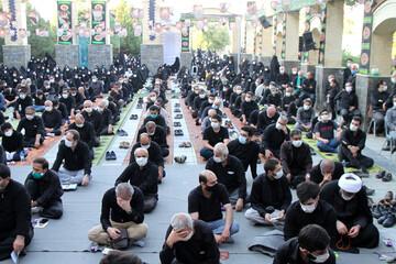 تصاویر / برگزاری مراسم عزاداری روز عاشورا در همدان