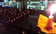 فیلم | شام غریبان در حرم حضرت زینب (س)