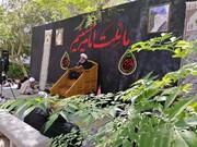 مقتل خوانی در مدرسه علمیه معصومیه