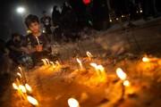 بالصور/شاهد كربلاء في ليلة الحادي عشر من محرم (ليلة الوحشة)