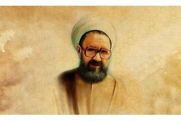 فیلم | روضهخوانی شهید مطهری برای آخرین لحظات حیات حضرت سید الشهداء(ع)