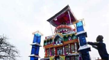 برگزاری سالانه مراسم محرم در روستای غیرمسلمان هندوستان