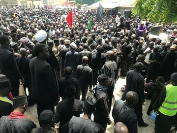عاشورای ۲۰۲۰ در نیجریه رکورد شکست