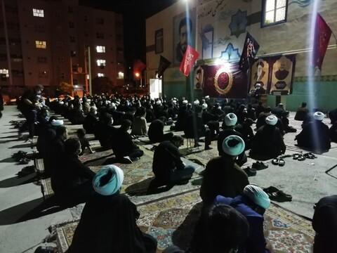 مراسم عزاداری اباعبدالله الحسین(ع) در مسجد امام حسن عسکری(ع) پردیسان