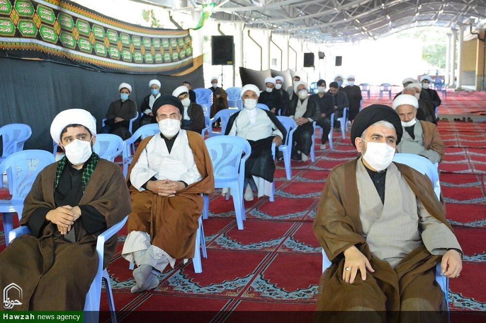 تصاویر/ مراسم عزاداری اباعبدالله الحسین(ع) در محوطه مصلای ارومیه