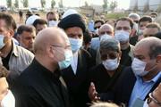 گزارش خبرنگار حوزه از نخستین روز سفر رئیس مجلس به خوزستان+فیلم