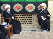 انتصاب آیت الله مقتدایی به مدیریت بیت تاریخی امام خمینی (ره)+ تصاویر